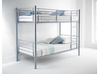 QUALITY METAL BUNK BED**NEW**£99 EXPRESS DELIVERIES TAKING PLACE