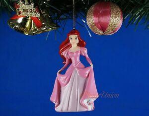 Decoration xmas ornament tree home decor disney princess for Ariel christmas decoration