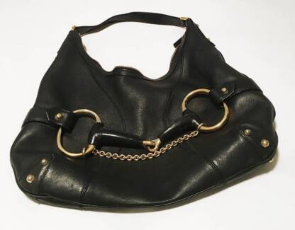 Genuine Gucci Designer Leather Handbag