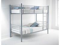 Superb offer, -Single metal bunk bed