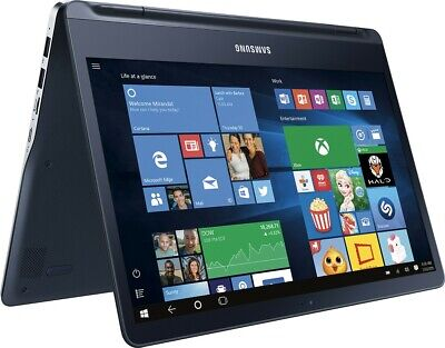 """Samsung - Geek Squad Certified Refurbished ATIV Book 9 Spin 13.3"""" Touch-Scree..."""