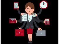 Virtual Assistant - Secretarial & admin support & business administration.