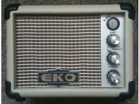 EKO Mini Amplifier 5 watt for guitar
