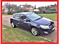 (New Shape) --- 2012 Vauxhall Astra 1.7 CDTi Diesel --- Nice half LEATHER Seats --- Part Exchange OK