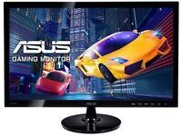 "ASUS VS VS248HR 24"" Widescreen LED Monitor - Nearly New (box opened)"