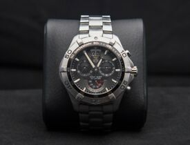 Tag Heuer AquaRacer caf101a for sale in a great condition