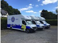 Professional house removal service - Fully insured, modern 3.5t vans - Local and National -