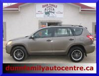 2010 Toyota RAV4 4WD  *New Tires and Alloys!*