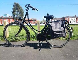 Dutchie Oma bike