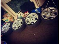 Land Rover Mondial Alloy Wheels