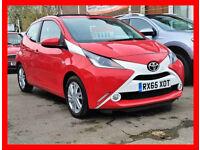 £0 TAX- AUTO-- 2015 Toyota AYGO 1.0 Automatic 25000 Miles -- X-pression 5 Door -alike c1 peugeot 107