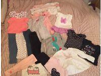 18-24 month girls bundle