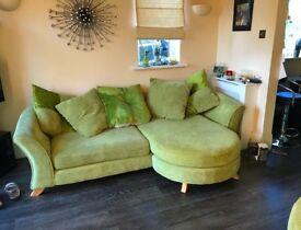 DFS sofa set like new