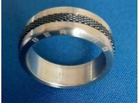 BERING Silver ring