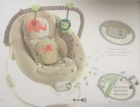 Baby Bouncer Comfort & Harmony by Bright Starts