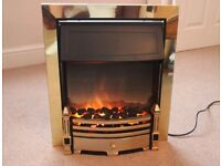 Dimplex Whitsbury (WHT20) 2kW traditional inset electric fire. Good Condition.