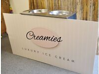 Ice Cream Business For Sale - Great for hiring out at weddings!