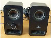 Logitech PC Speakers ( S-00134 )