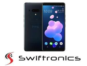 HTC U12+ PLUS 128GB FLASH STORAGE 6GB RAM 16MP 16MP  FACTORY UNLOCKED