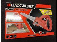 Brand new Black and Decker Scorpion Powered Handsaw