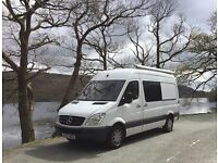 Mercedes Sprinter MWB High Top Campervan