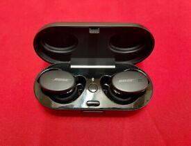 Bose Sport Earbuds Triple Black £120