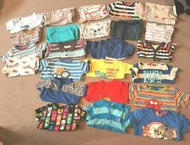 6-9 month boys tops