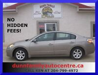 2007 Nissan Altima 2.5 S  *CARPROOF CLEAN!*