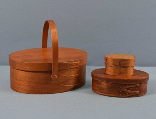 Set of 3 - Bentwood Boxes  Orleans Carpenters