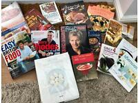 Cook books bundle Gordon Ramsey, James Martin