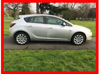2011 Vauxhall Astra 1.6 i VVT 16v SE 5dr --- Automatic --- Part Exchange Welcome --- Drives Good