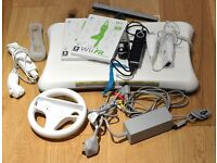 Nintendo Wii Accessories - REDUCED!!