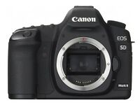 CANON 5D MARK II (2), EXCELLENT CONDITION, VERY LOW SHUTTER COUNT