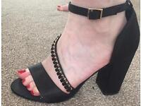 NEW Dorothy Perkins sandal heels 7
