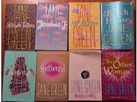 Books - Jane Green Novels