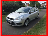 2010 Ford Focus 1.6 TDCi DPF Style 5dr --- Diesel --- Part Exchange Welcome --- Drives Good