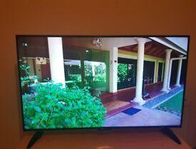 "Panasonic 48"" Ultra HD 4K Freeview HD Smart 3D LED TV"