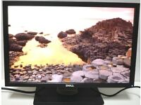 "DELL 22"" P2210t Widescreen TFT LCD Monitor DP DVI VGA USB"