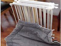 baby planpen gate with mat