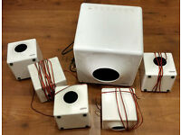 5.1 Surround speakers & subwoofer - Pick up only - Bargain!