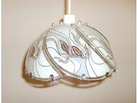 Ornamental Glass Light Shade