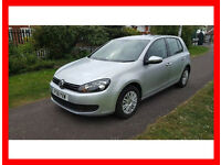 Automatic 2012 Volkswagen Golf 1.2 TSI S DSG 5dr --- Part Exchange Welcome --- Drives Good