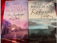 SALLY BEAUMAN REBECCA'S TALE THE LANDSCAPE OF LOVE