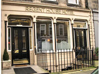 Housekeeper wanted - permanent job (Regent House Hotel)