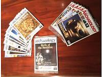 Current / World Archaeology Magazine x 19