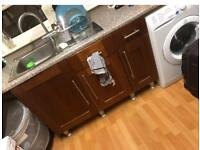 Shaker kitchen doors and handles and drawer fronts