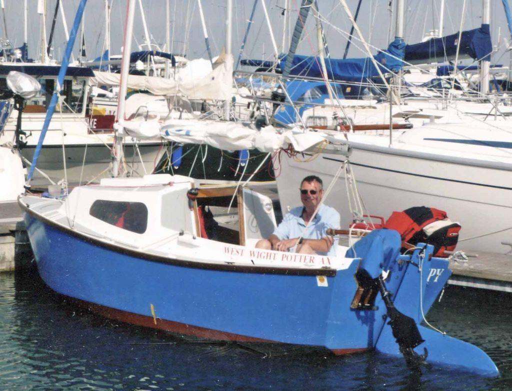 West Wight Potter AX Mini Cruiser