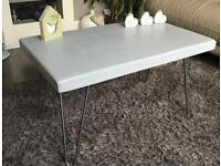 **reduced** coffee table.
