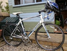 Merida Ride 77 - men's road bike - with extras