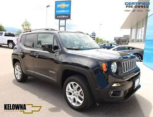 2015 Jeep Renegade North | Heated Seats and Steering Wheel | All
